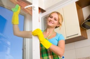 تنظيف-المنزل